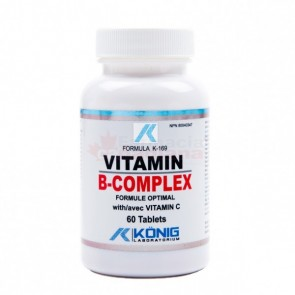 Vitamina B Complex Konig Laboratorium 60 tablete