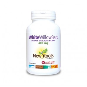 White Willow Bark – Aspirina Naturala 400 mg 50 capsule vegetale