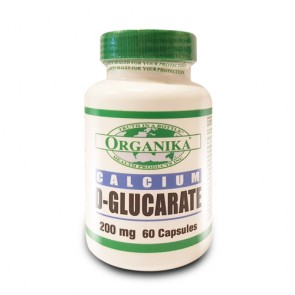 Calciu D-glucarate 200mg 60 capsule