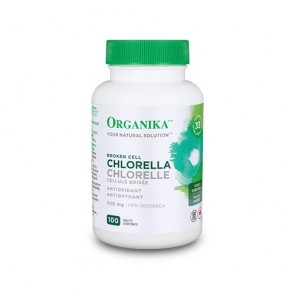 Chlorella 500 mg 100 tablete