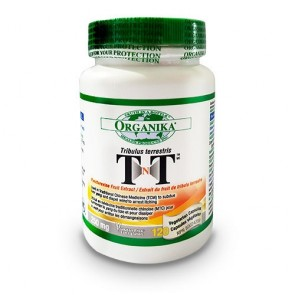 TNT Tribulus Terrestris 250 mg 120 capsule vegetale