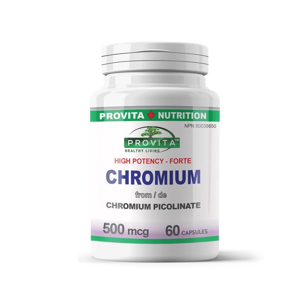 Chromium GTF mcg ( tablete) - turbopet.ro - Magazin Online
