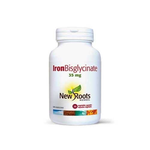 Fier complex Iron Bisglycinate 35 mg 30 capsule vegetale