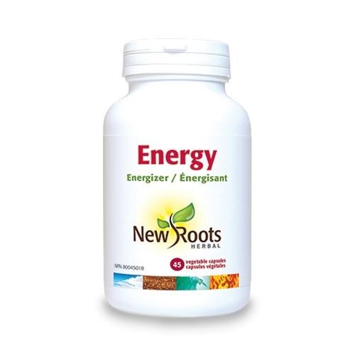 Energy 45 capsule vegetale