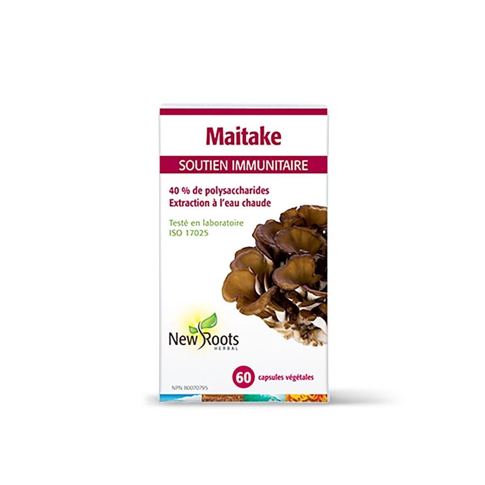 Maitake forte (Grifola frondosa) 60 capsule vegetale