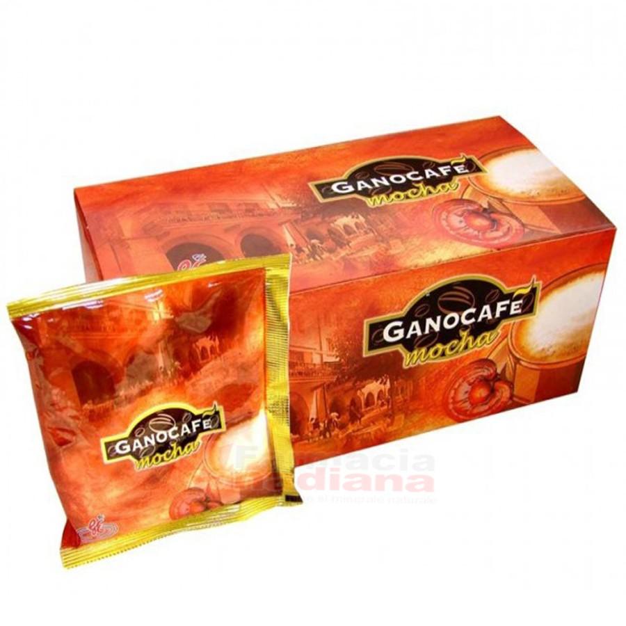 Cafea Ganoderma Mocha 15 plicuri