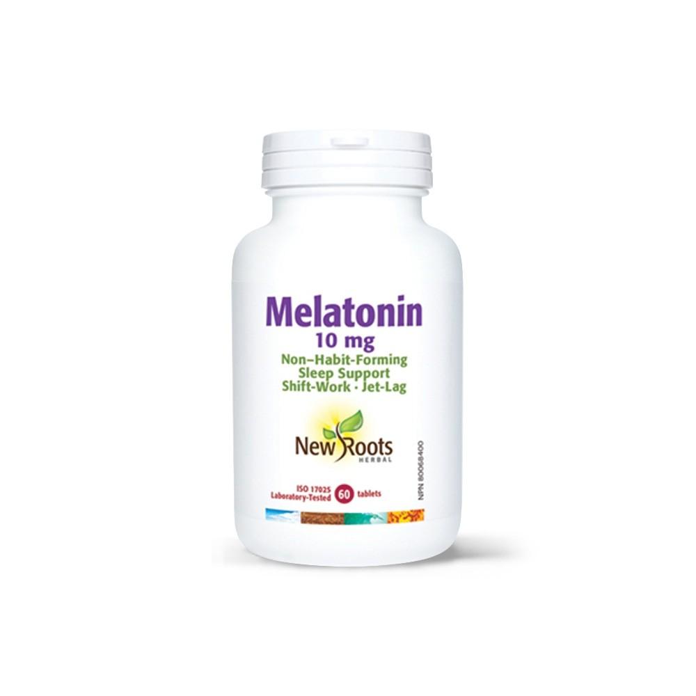 Melatonina 10 mg 60 tablete
