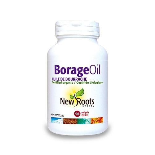Borage Oil pur 1000 mg 60 capsule moi