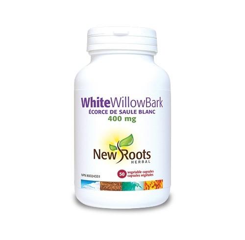 White Willow Bark – Aspirina Naturala 400 mg 50 capsule vegetale