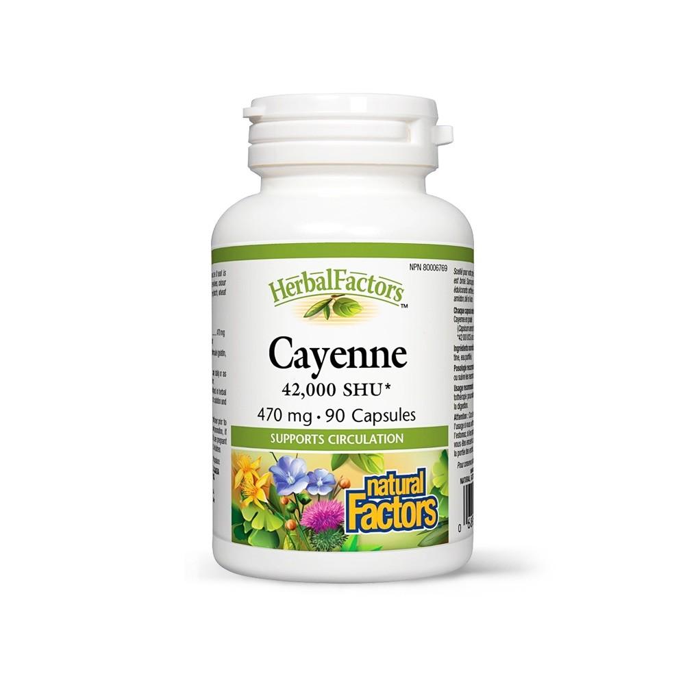 Cayenne 470 mg 90 capsule