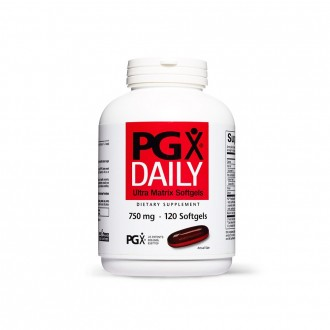 PGX Daily (Ultra Matrix) 750 mg 120 capsule moi