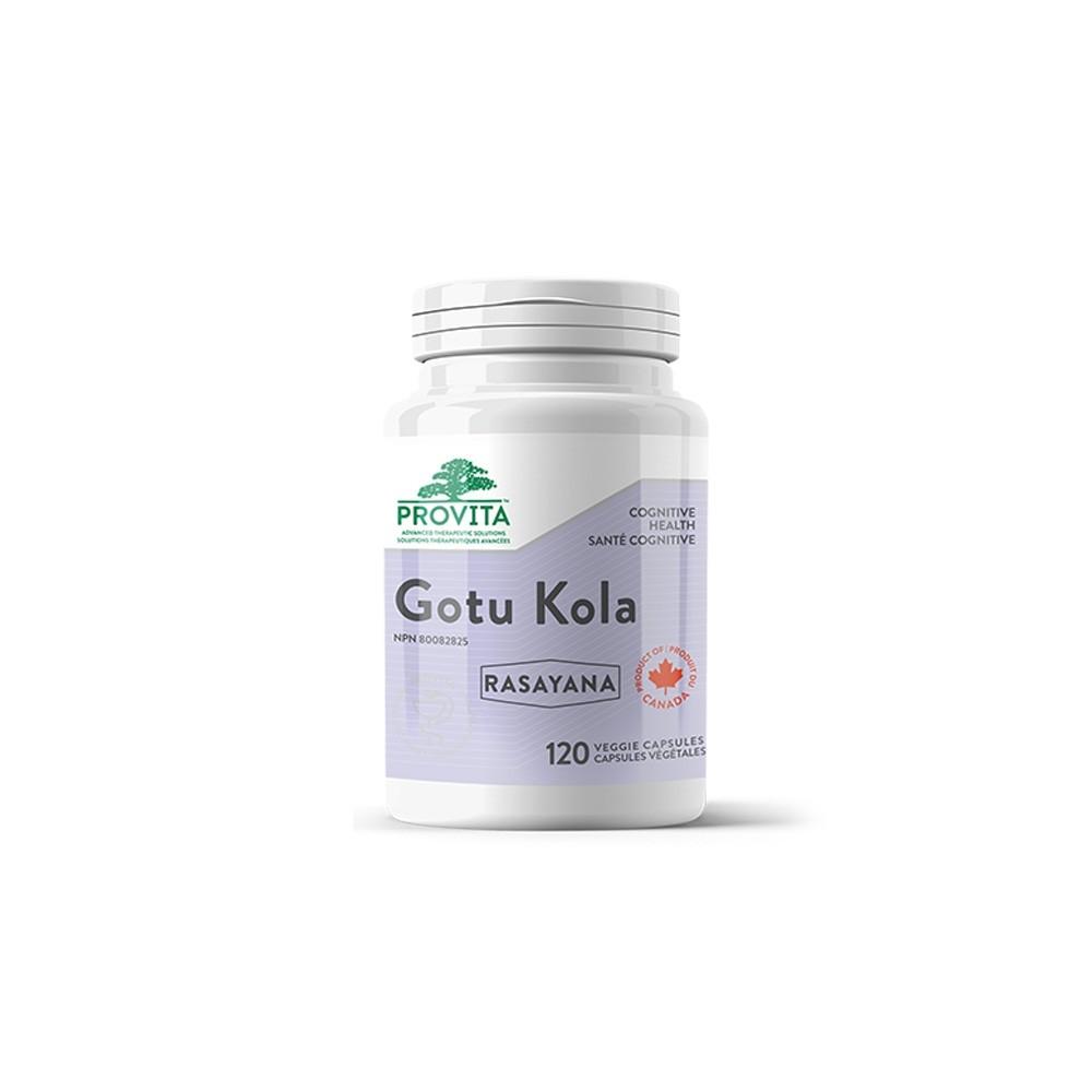 Gotu Kola 500 mg 120 capsule vegetale
