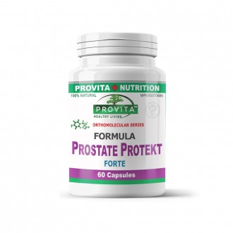Prostate Protekt Forte 60 capsule (fost Prostate Perform)