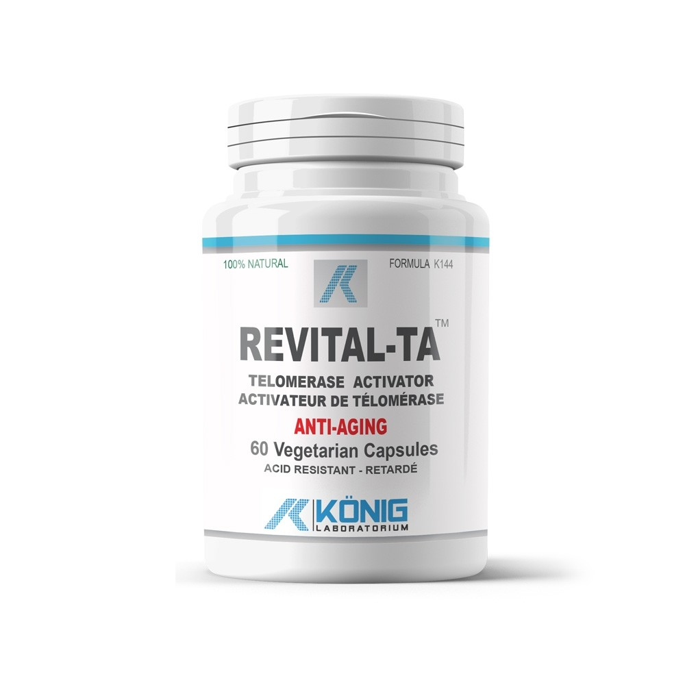 Revital-TA Konig Laboratorium 60 capsule Activator Telomeraza