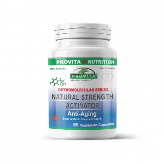 Natural Strength Activator Anti-Aging 60 capsule
