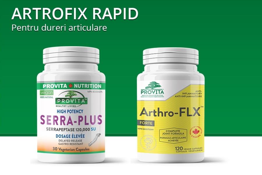 Protocol Artofix - Pentru dureri articulare