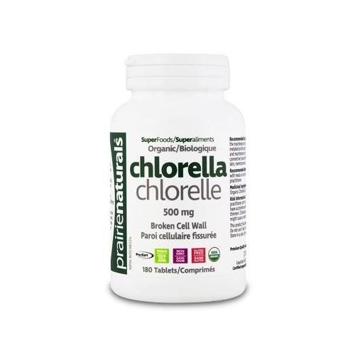 Chlorella 500 mg 180 tablete