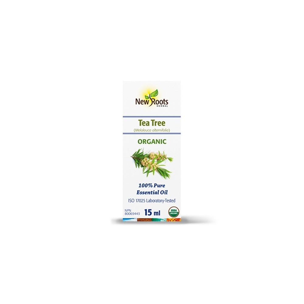 Tea Tree Essential Oil (Melaleuca alternifolia) 15 ml
