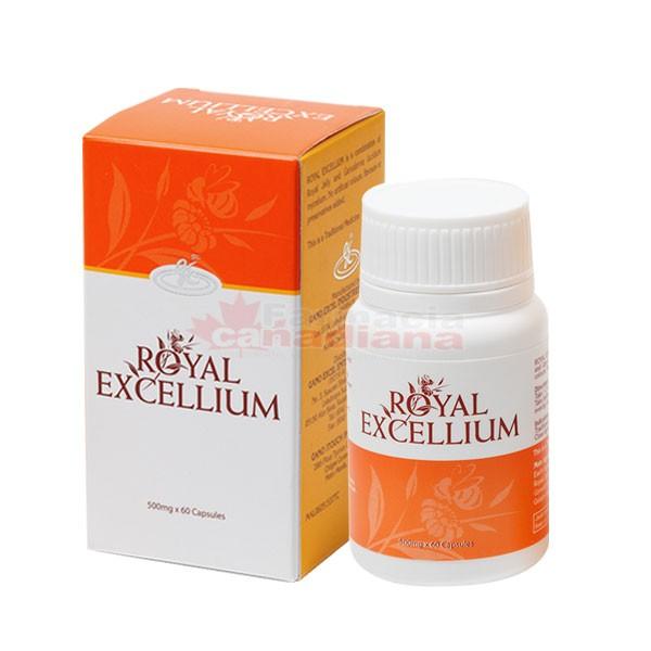 Gano Excel Royal Excellium 60 capsule