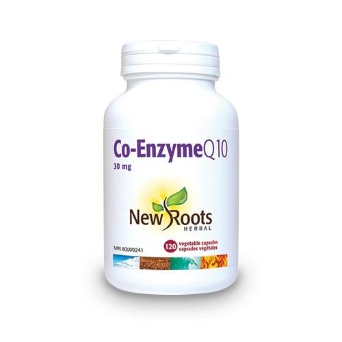Co-Enzyme Q10 30 mg 120 capsule