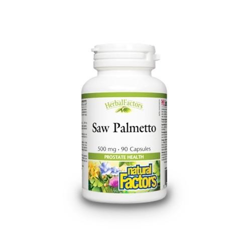 Saw Palmetto Forte 500 mg 90 capsule