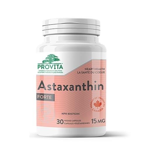 Astaxanthin 15 mg 30 capsule