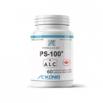 PS-100+ Konig 60 capsule vegetale