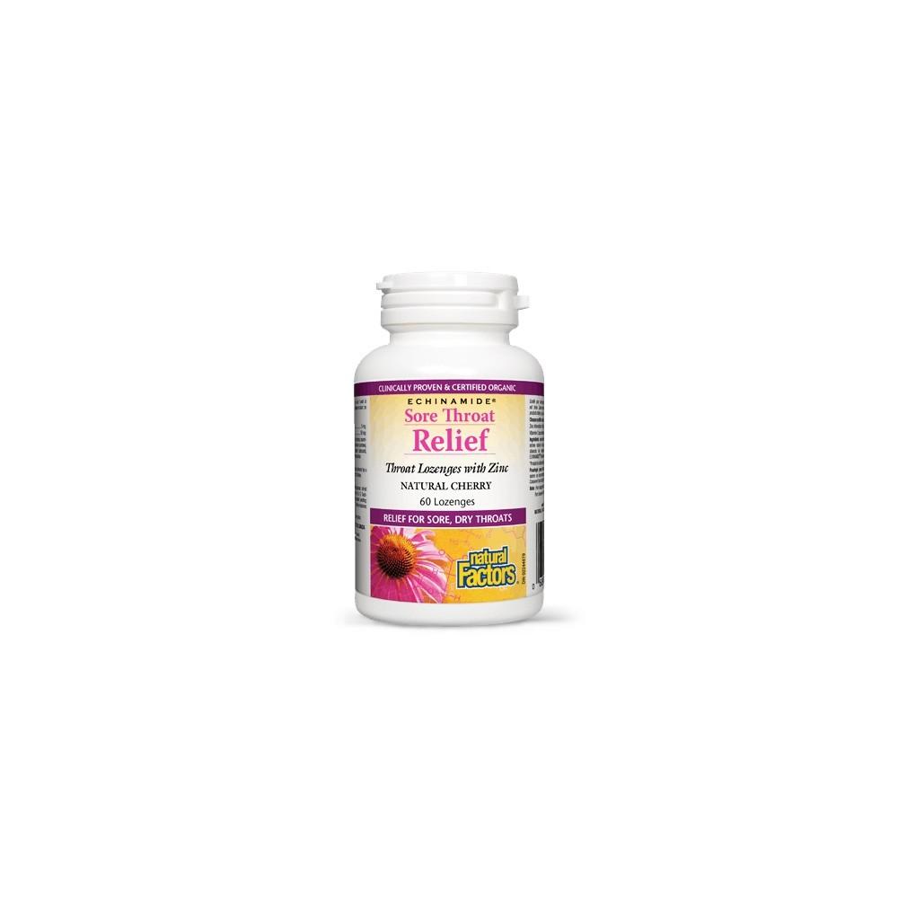 Sore Throat Relief 60 comprimate masticabile